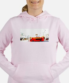 Sightseeing Women's Hooded Sweatshirt