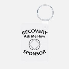 Recovery: Ask Me How. Sponsor. Keychains