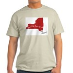 Upstate New York Light T-Shirt