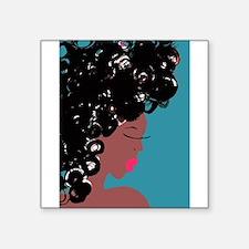 Curlz II Sticker