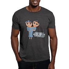 American Horror Story Chibi Tattler T T-Shirt