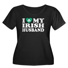 I Love My Irish Husband T