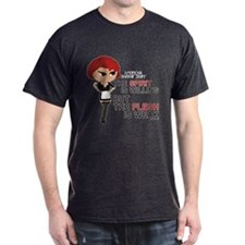 American Horror Story Chibi Moira O'H T-Shirt