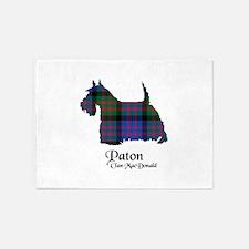Terrier-Paton.MacDonald 5'x7'Area Rug