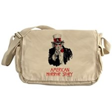 American Horror Story Uncle Sam Alte Messenger Bag