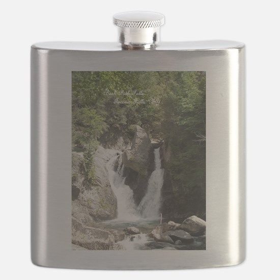 Unique Waterfall Flask