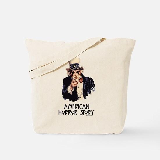American Horror Story Uncle Sam Tote Bag
