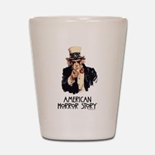 American Horror Story Uncle Sam Shot Glass