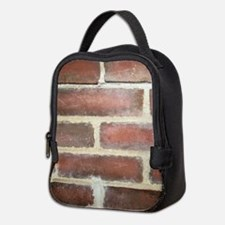 Brick Neoprene Lunch Bag