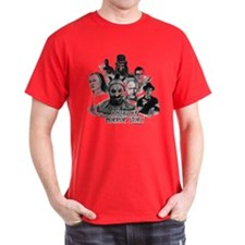 American Horror Story Characters T-Shirt