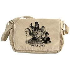 American Horror Story Characters Messenger Bag