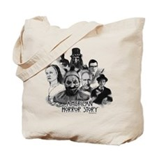 American Horror Story Characters Tote Bag