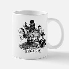 American Horror Story Characters Small Small Mug