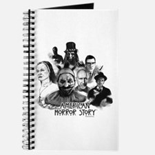 American Horror Story Characters Journal