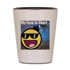 Awesome Fuse Shot Glass