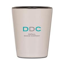 Ddc Logo Shot Glass