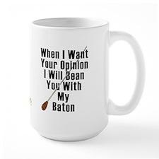 My Baton Mug