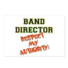 Band Director: Respect Au Postcards (Package of 8)