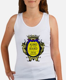 Drum Major: King of the Band Women's Tank Top