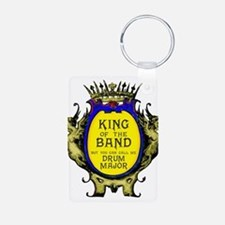 Drum Major: King of the Ba Keychains