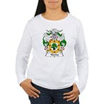 Yermo Family Crest Women's Long Sleeve T-Shirt