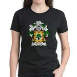 Yermo Family Crest Women's Dark T-Shirt