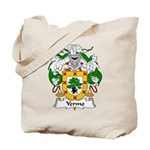 Yermo Family Crest Tote Bag