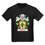 Yermo Family Crest Kids Dark T-Shirt
