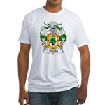 Yermo Family Crest Fitted T-Shirt