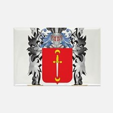 Kafka Coat of Arms - Family Crest Magnets