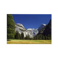 yosemite national park/ Rectangle Magnet