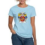 Yebra Family Crest Women's Light T-Shirt