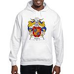 Yebra Family Crest Hooded Sweatshirt