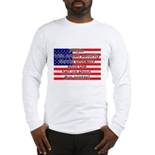 Armed security Long Sleeve T-Shirt