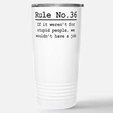 Funny Er doctor Travel Mug