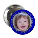 Mia's Buddy Walk Pins Button