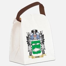 Kane Coat of Arms - Family Crest Canvas Lunch Bag