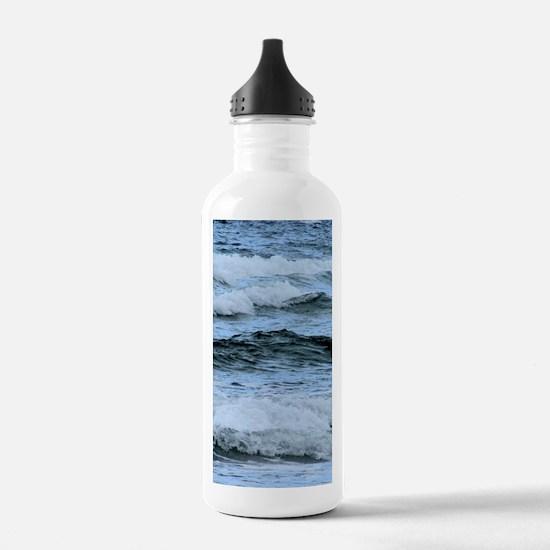 Waves Water Bottle