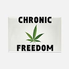 CHRONIC FREEDOM Magnets