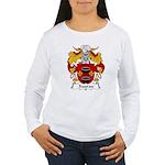 Xuarau Family Crest Women's Long Sleeve T-Shirt