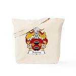 Xuarau Family Crest Tote Bag