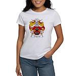 Xuarau Family Crest Women's T-Shirt
