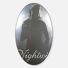 Nightwish Sticker (Oval)