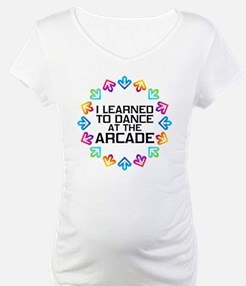 I Learned to Dance at the Arcade Shirt
