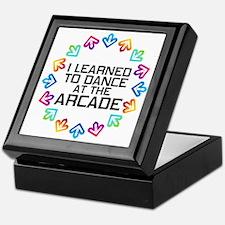 I Learned to Dance at the Arcade (Bla Keepsake Box