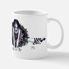 Ballerina Gothic Mugs