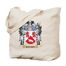 Kassidy Coat of Arms - Family Crest Tote Bag