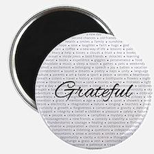 Grateful For... Magnets
