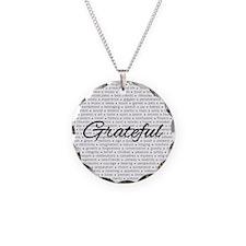 Grateful For... Necklace