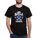 Villamarin Family Crest Dark T-Shirt